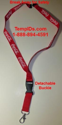 Detachable Buckle and Break Away Lanyard Explained