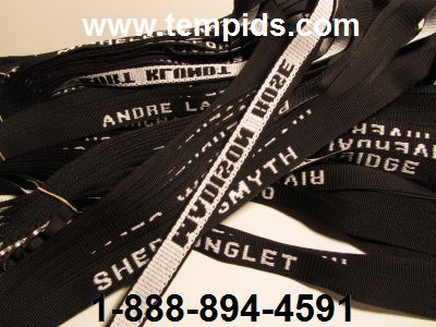 Example of Personalized lanyard