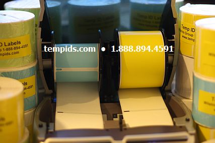 Dual Bay Temporary ID Printer