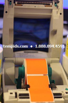 Alternative Temporary ID Printer