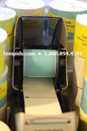 Single Bay Temporary ID Printer