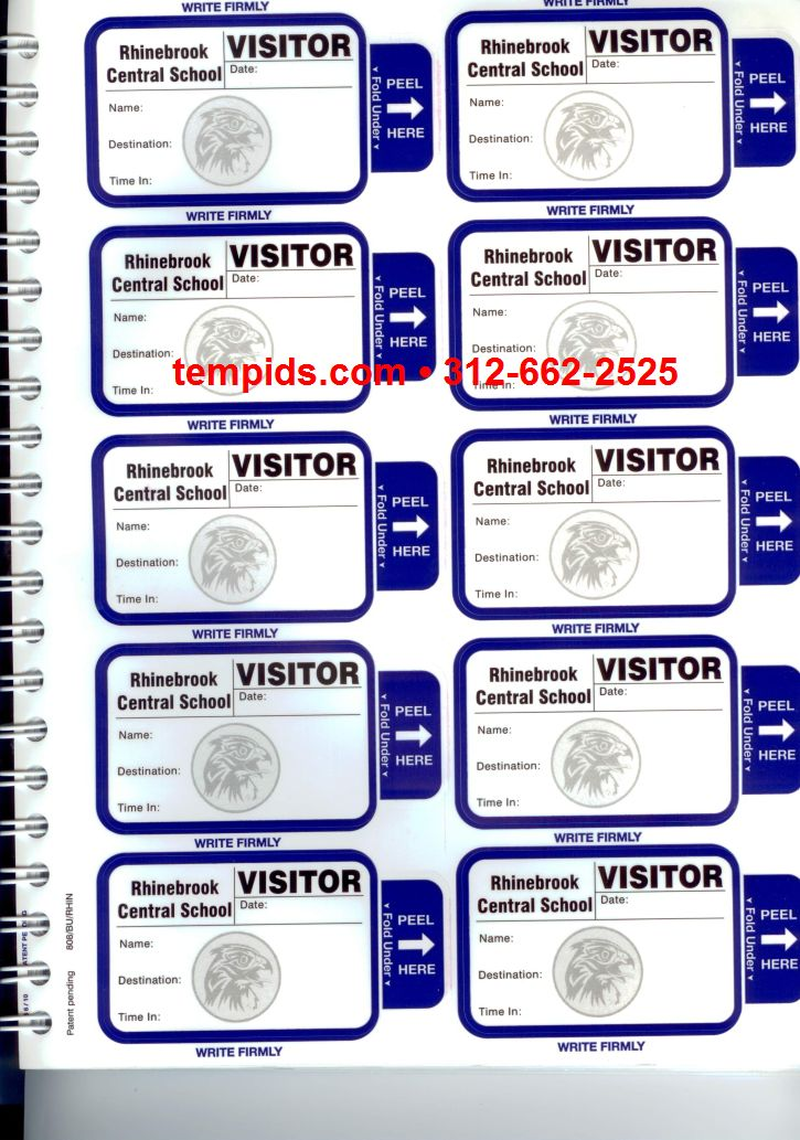 School visitor stickers : Samsung blue ray home theater